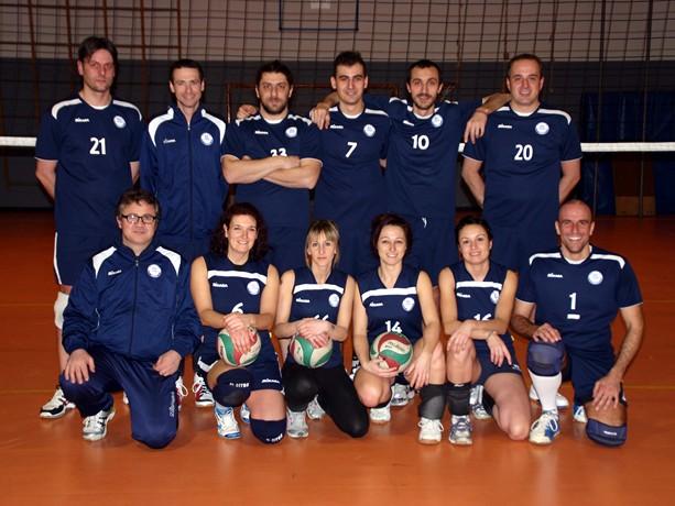 Squadra - New Volley Vizzolo